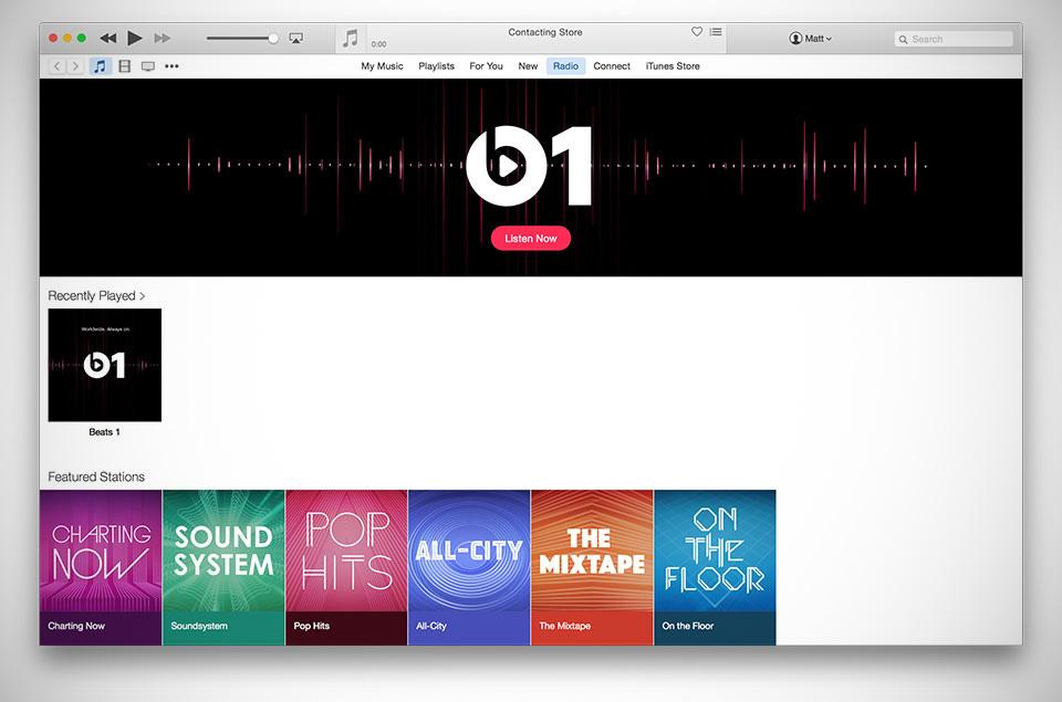 Apple services down for some, including Beats1, iTunes and App Store