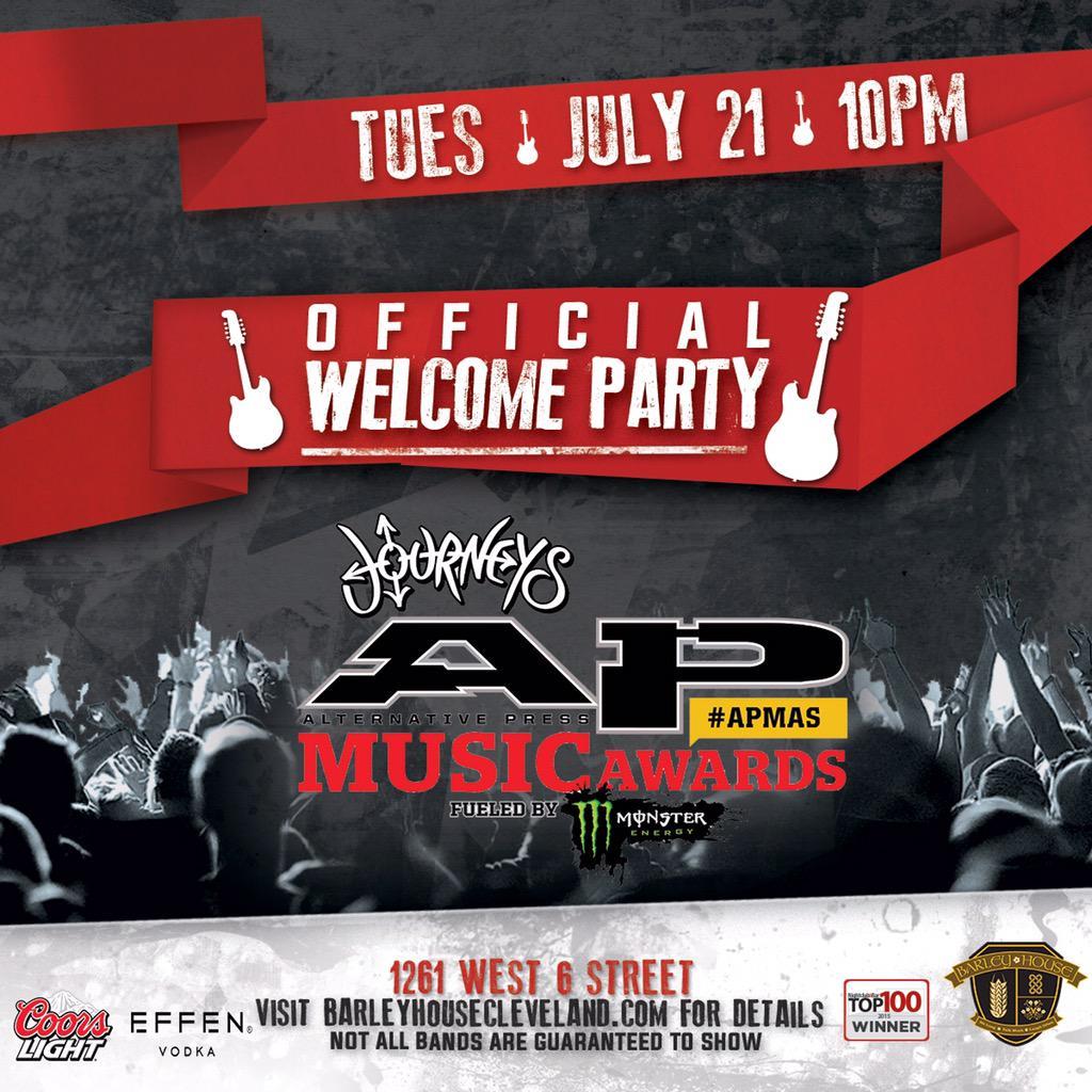 #APMAS Welcome Party Tonight!!! http://t.co/ebtfJavpTN