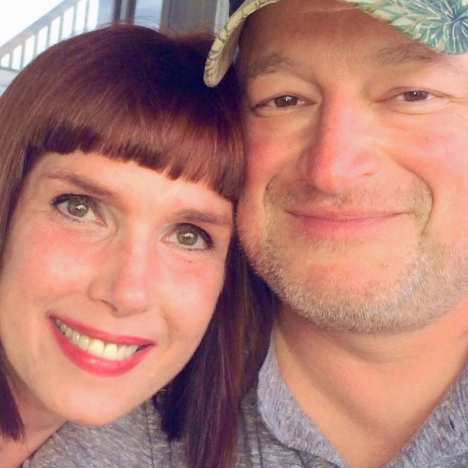 Mark Chesnutt - tatlı, Karısı Tracie Chesnutt