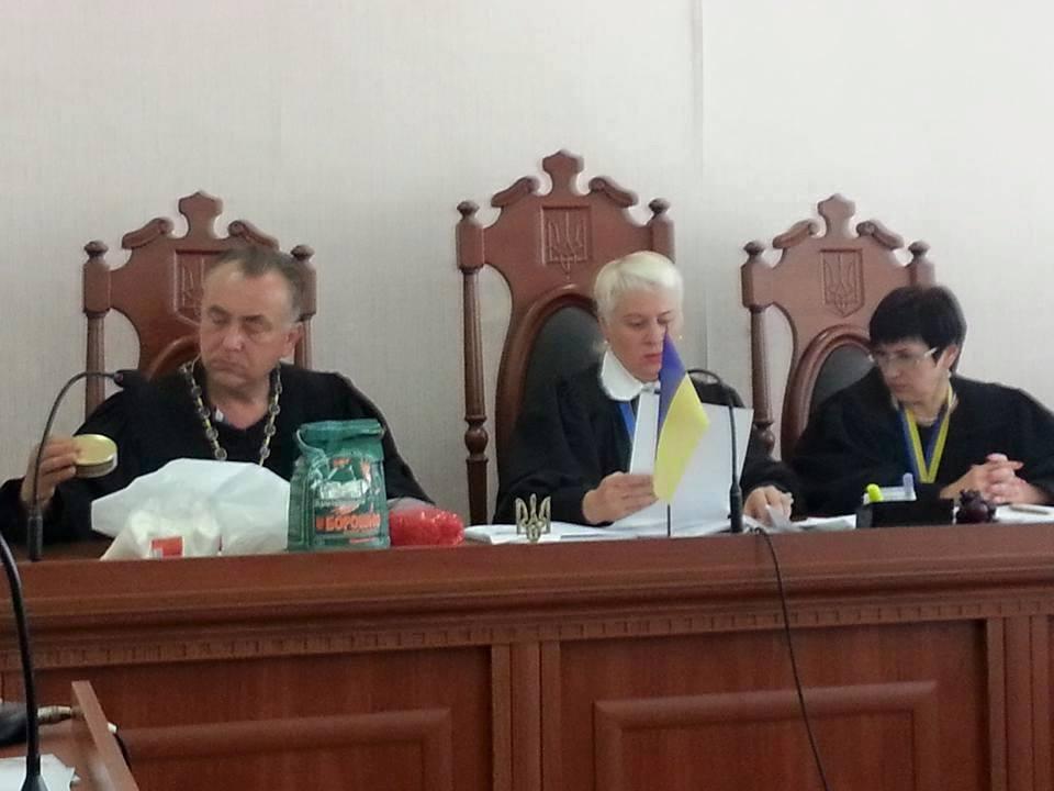 Порошенко уволил Шишкина с должности судьи КС - Цензор.НЕТ 8242