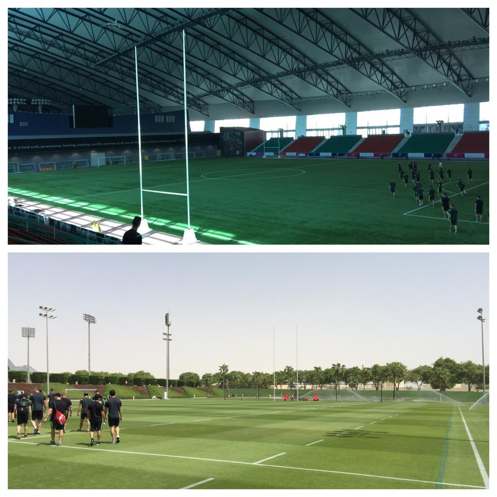 Qatar Rugby: Wales Training At 40C Heat In Doha To Prepare For Rugby
