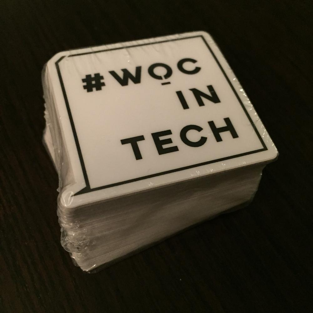 Thumbnail for #WOCinTech Twitter Chat (21 July 2015)
