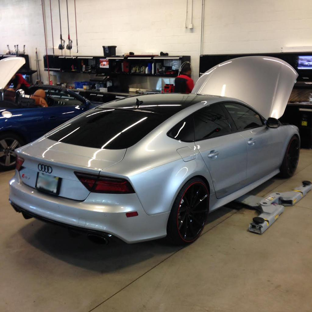 Naples Speed On Twitter Quot The Audi Rs7 Is Back And