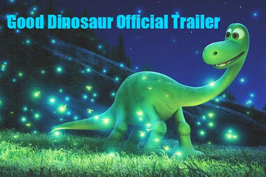 #GoodDino: @DisneyPixar heartwarming official US trailer for upcoming Thanksgiving 2015 film.  http://t.co/VXN0Ic39sf http://t.co/1gliakqpVV