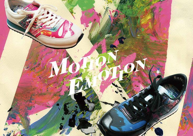 アートディレクター森本千絵さんとのコラボレーションにより、 足元を個性的に演出するアーティスティックなグラフィックが印象的な「CW620」が生まれました。http://t.co/KL081AJGcC http://t.co/d4FDlZYhM7