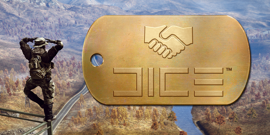 Battlefield V On Twitter New Batch Of Bf4 Dice Friend Dog Tags