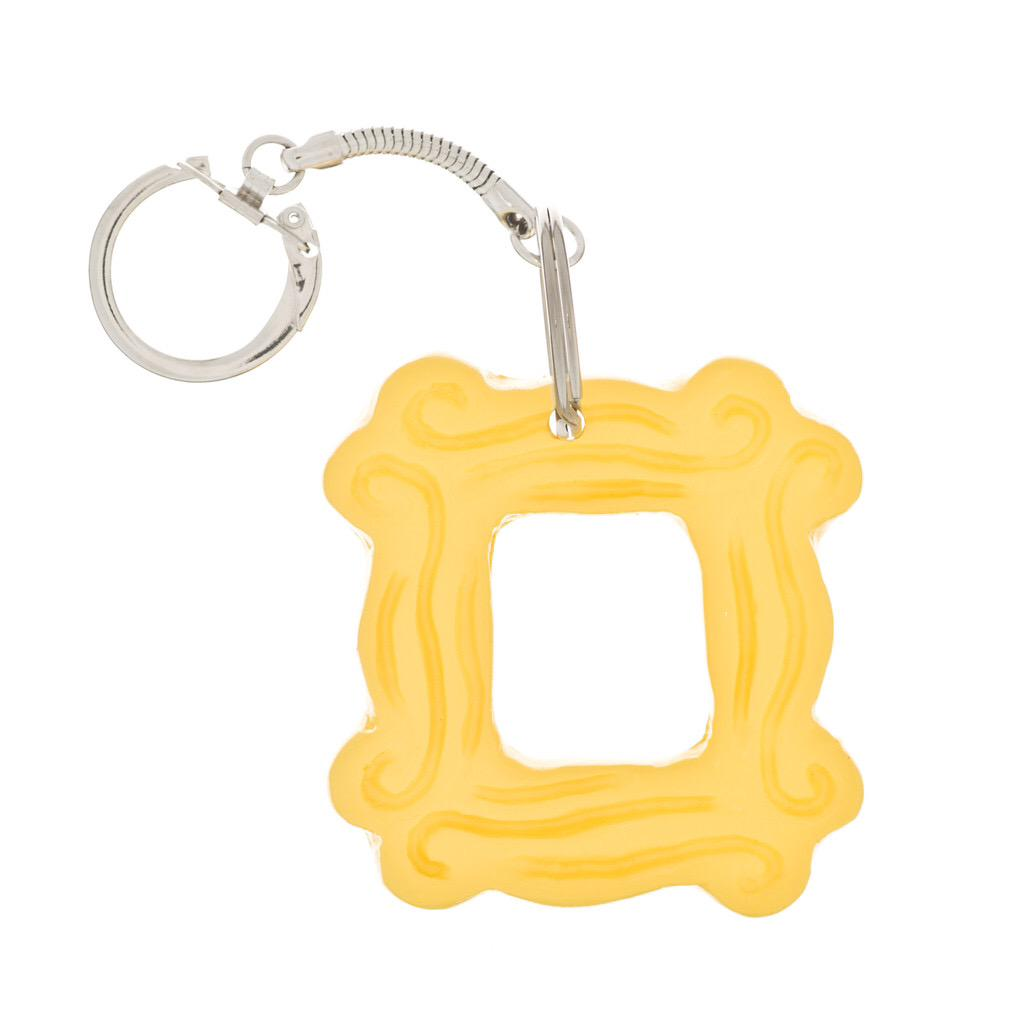 friends tv show on twitter grab this friends peephole frame keychain for only 1295 made by cooltvprops httptcodx7udadwwk httptcomwmcy2xl2k