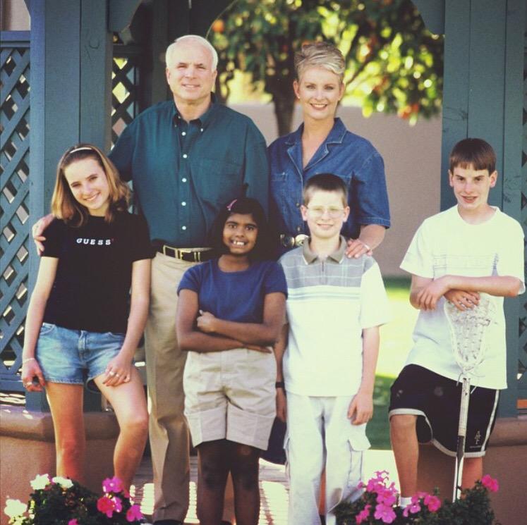 "Bridget Mccain: John McCain On Twitter: ""Happy Birthday To My Beautiful"