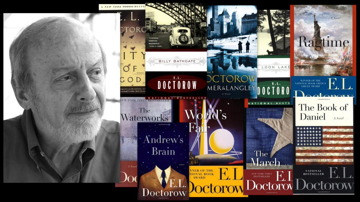 Author E.L. Doctorow has passed: http://t.co/LbOgkaX07e http://t.co/mSNx19U8Bd
