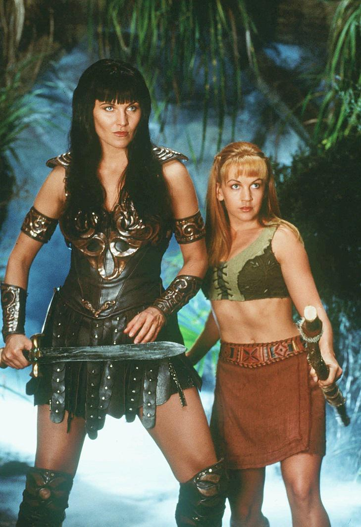 Why #Xena Reboot Needed:  Because Gabrielle was the best sidekick, ever http://t.co/4n7wO1ph5q http://t.co/0CUjkNe86O