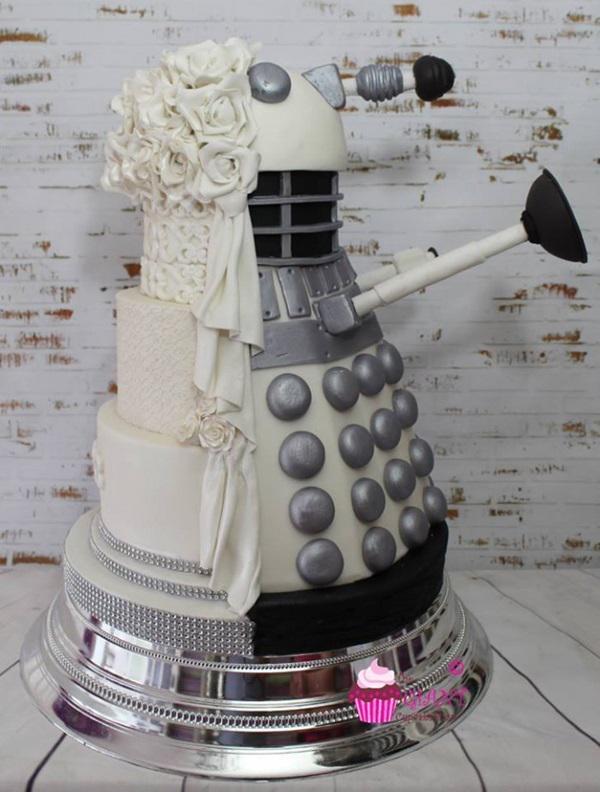 Bridie jabour wedding cakes