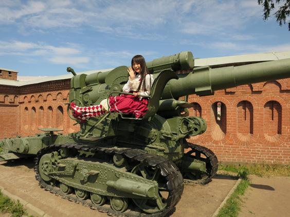 《MY連載》念願のサンクトペテルブルクでの文化外交活動実現~上坂すみれへの現地インタビュー http://t.co/8e2AOsL5bw オフショット写真も満載! @uesakasumire http://t.co/q2reXMxT7C