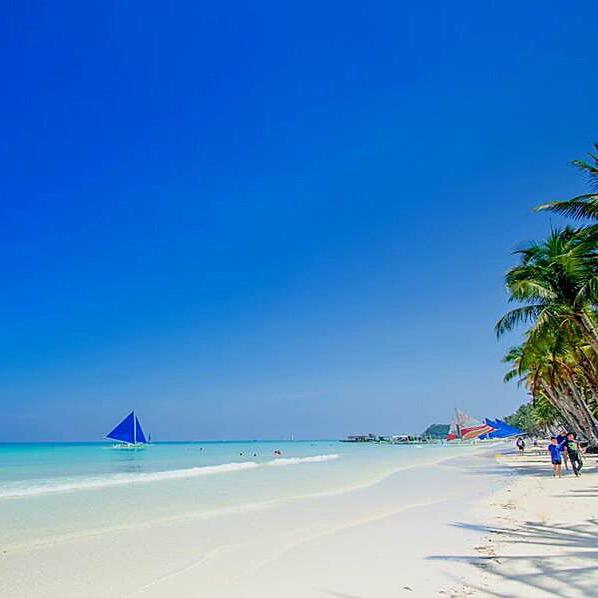 Where's your favorite spot in Boracay?