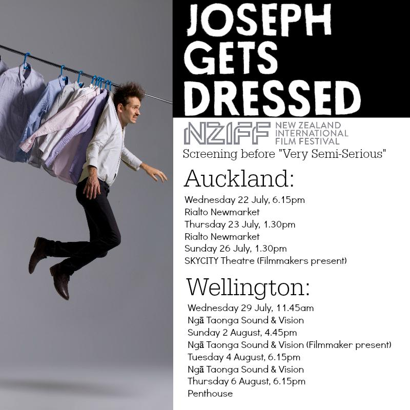 I made a doco about a guy who made a machine to dress himself. It's in the @nzff! Dates here, please share ;-) http://t.co/V987geb7dR