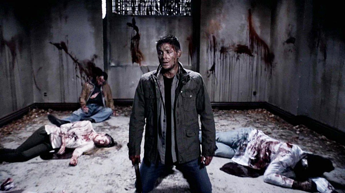 "What a mess! ""@spn_shot: 10.09 The Things We Left Behind. Director: Guy Norman Bee (@guynormanbee)  #Supernatural http://t.co/iAxKhAQ6uw"""
