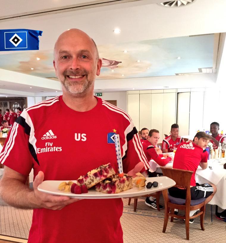 Hamburger Sv En Twitter Happy Birthday Physio Uwe Schellhammer