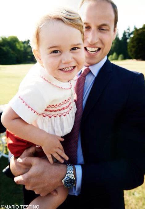 Wishing Prince George a very happy  2nd birthday 🎂🎉🎁 #HappyBirthdayPrinceGeorge #DianasLegacy http://t.co/l6Ugc9Vh8x