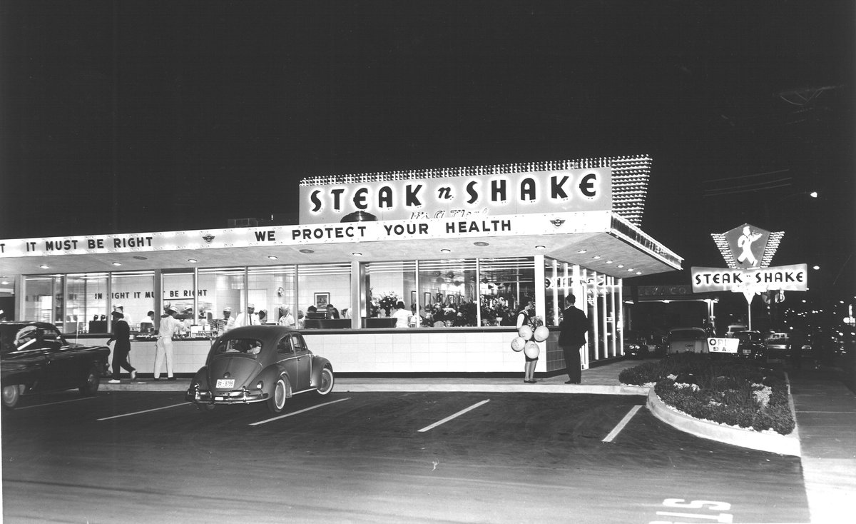 Original Steak n' Shake in Normal, Illinois