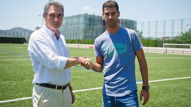 Gerard Lopez Announced As New Barca B Coach