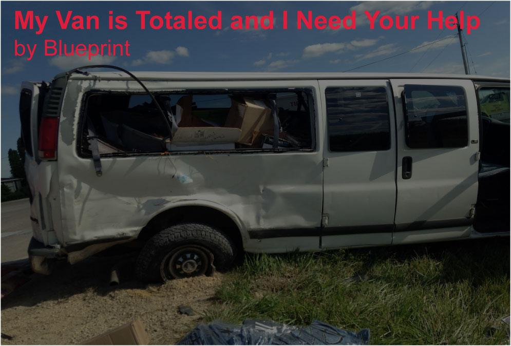 "Please check out my latest blog, ""My Tour Van is Totaled & I Need Your Help"" http://t.co/jMDtsgDvrQ http://t.co/ZYySkygSOM"