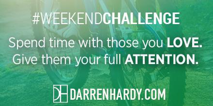 I think @DARRENHARDY #weekend challenge is fantastic to implement EVERY weekend. #MindYourBody http://t.co/JJJSmW89oU