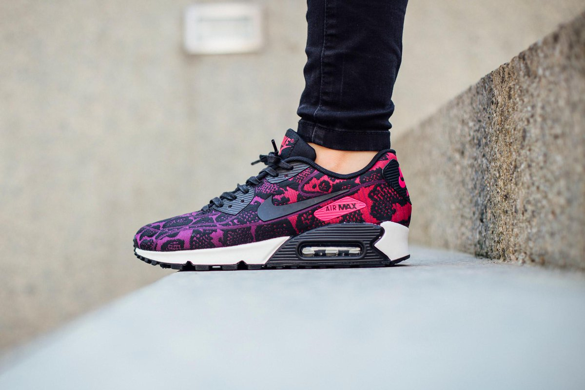 nike air max 90 jacquard mulberry