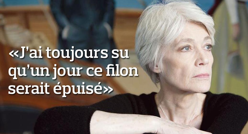 #FrançoiseHardy annonce qu'elle arrête la chanson http://t.co/PDGopHrd5N