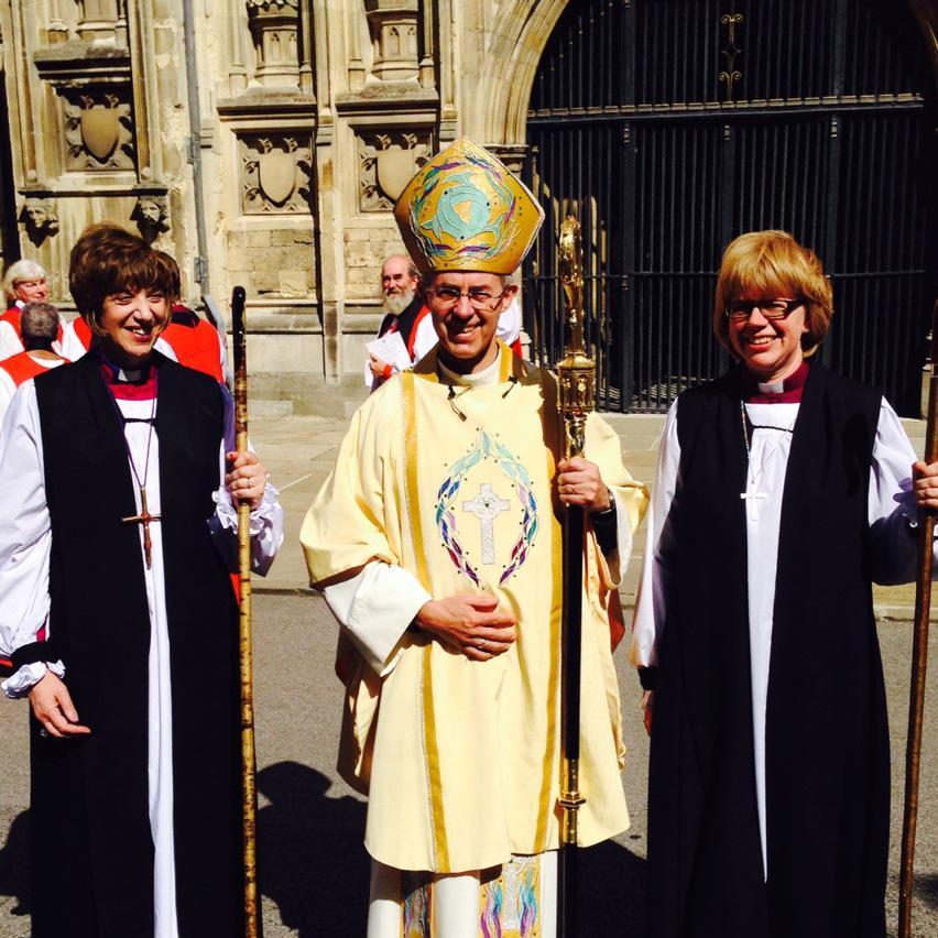 Shiny new bishops. Hallelujah. http://t.co/lBPSjkh2h2