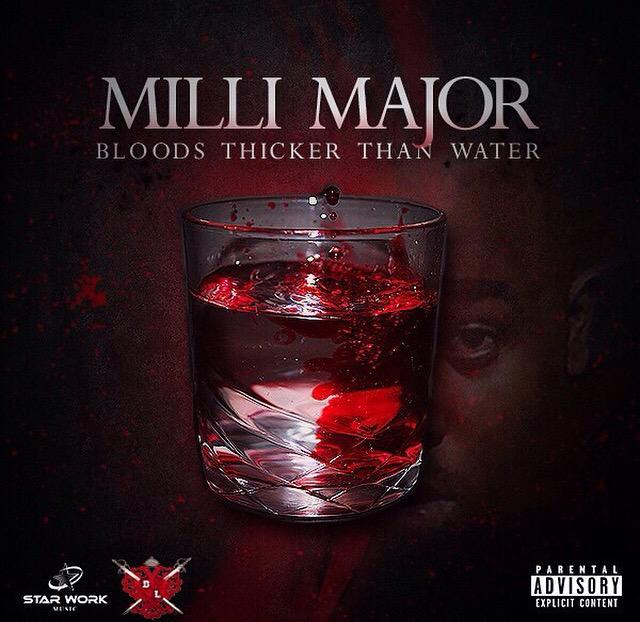 """Yo people my new EP """"Bloods Thicker Than Water"""" is out in 2 Days, you can pre order here>>>> http://t.co/ZkmxV47FUI http://t.co/qIQP9JY1No"""