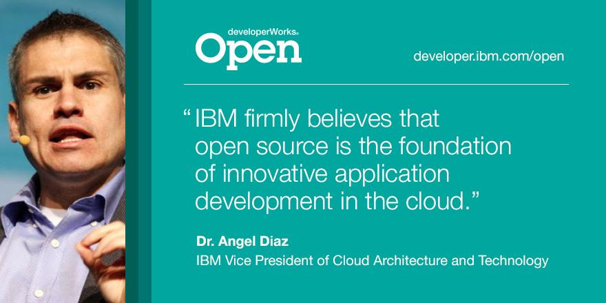 IBM Announces Open Source Projects to Fuel Cloud Developer Innovations #IBM #oscon http://t.co/UlPplRsmaz http://t.co/24Oy3bS9MQ
