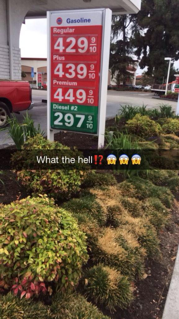 #unit price.  The kind that fill up my tank and make me broke.  You're killing me California. #mathphoto15 http://t.co/C6EW0KJhgb