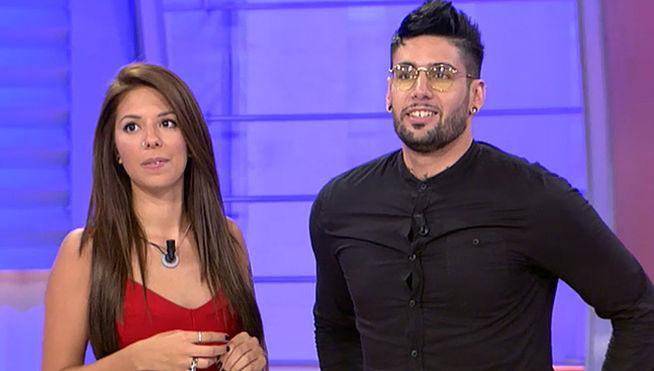 Estan Juntos Samira y Jonathan la Historia de Samira y Adrián