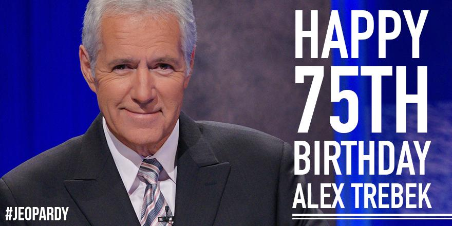 This host celebrates 75 years of being awesome today. RT to wish him a happy birthday. http://t.co/jACNez1kEd
