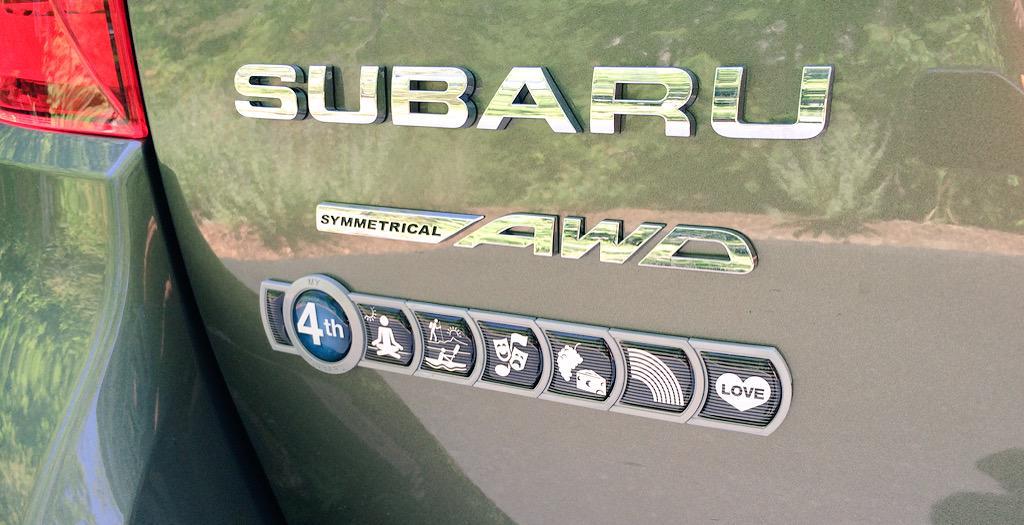 Michael Stephens On Twitter Subaru Badge Of Ownership Medallions