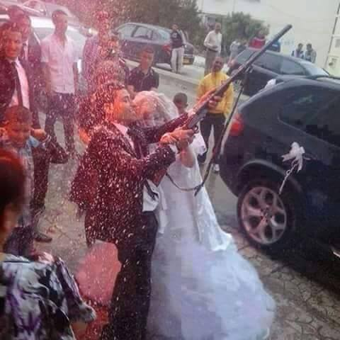 Cortege marriage algerien video editing