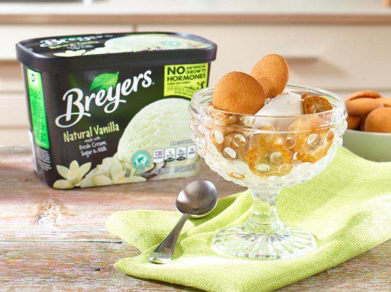 "I put my touch on America's favorite vanilla with my new @Breyers Banana ""Pudding"" recipe: http://t.co/1ywQ4YkFNM #ad http://t.co/CqHkC3cSRp"