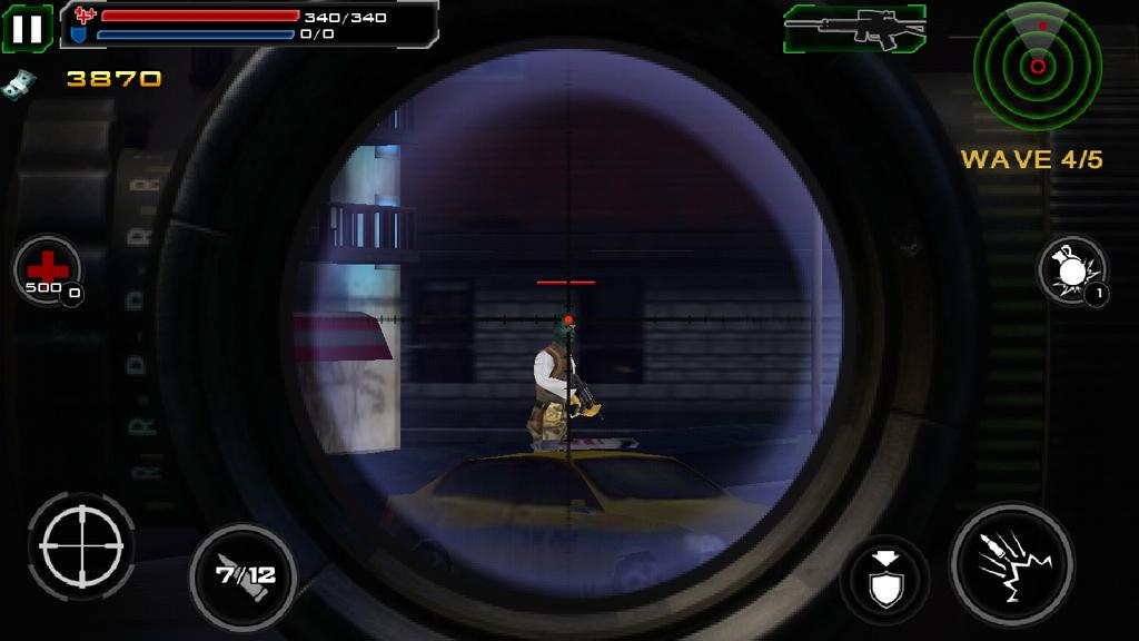 death shooter 4 mission impossible hack apk