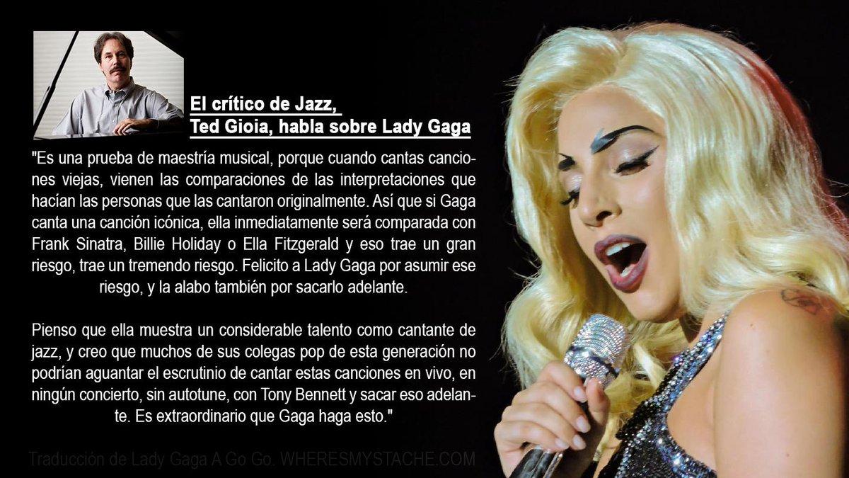 Otros artistas opinan sobre Lady Gaga [4] - Página 11 CKivSCoWUAABreQ