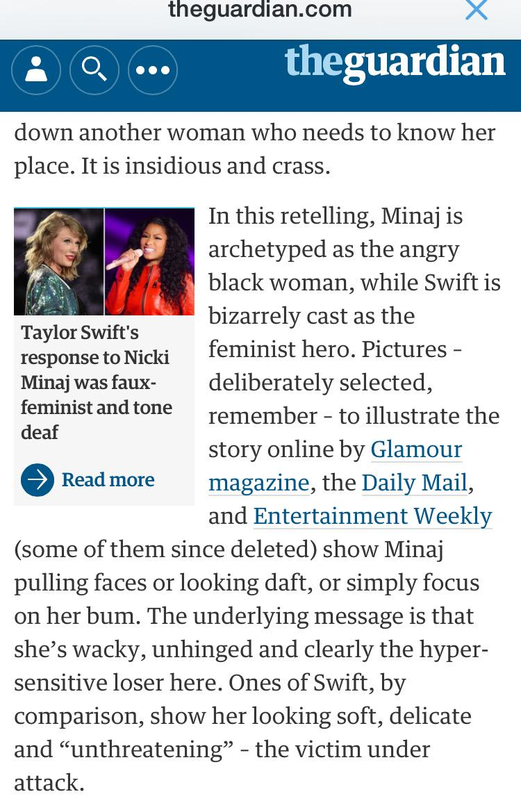 The Guardian. Just one of the many eye opening portions of this truth telling article.