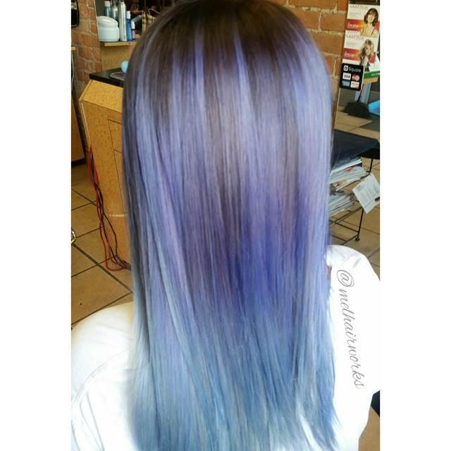 Red Auburn Balayage Hair Color Gorgeous Dye