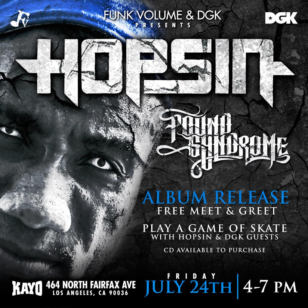 Dgk On Twitter Meet And Greet Hopsin And Play A Game Of Skate
