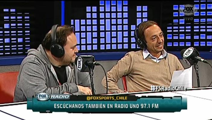 Repasamos Sports Radio : FSRadioChile Repasamos principales