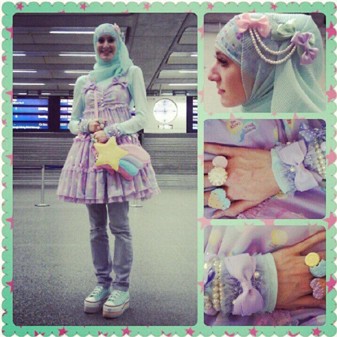 @ccttaa 日本のロリータファッションの影響の記事はコチラです。 誰か翻訳してくれたら嬉しいです。  http://t.co/3LVow91P6B http://t.co/h4u4LynWGK