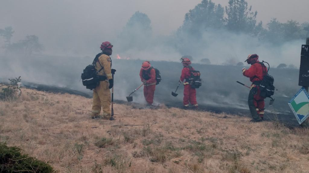 Wragg Fire, CA-LNU-Wragg Lake Berryessa Major Vegetation Fire