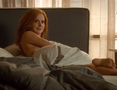 donna from suits naked