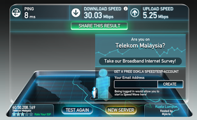 Mamaktalk Com On Twitter Review How To Upgrade From Unifi Vip 5mbps Or 10mbps To New Unifi 30mbps Packge Speed Test Result Attached Http T Co Lgzlqoi20s