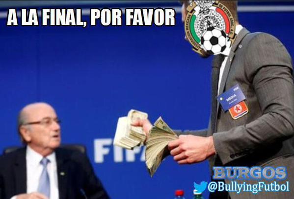 México no merecía ganar y los memes dan prueba de ello. http://t.co/Ivy0ROPYpN http://t.co/XhxWJqTdeG