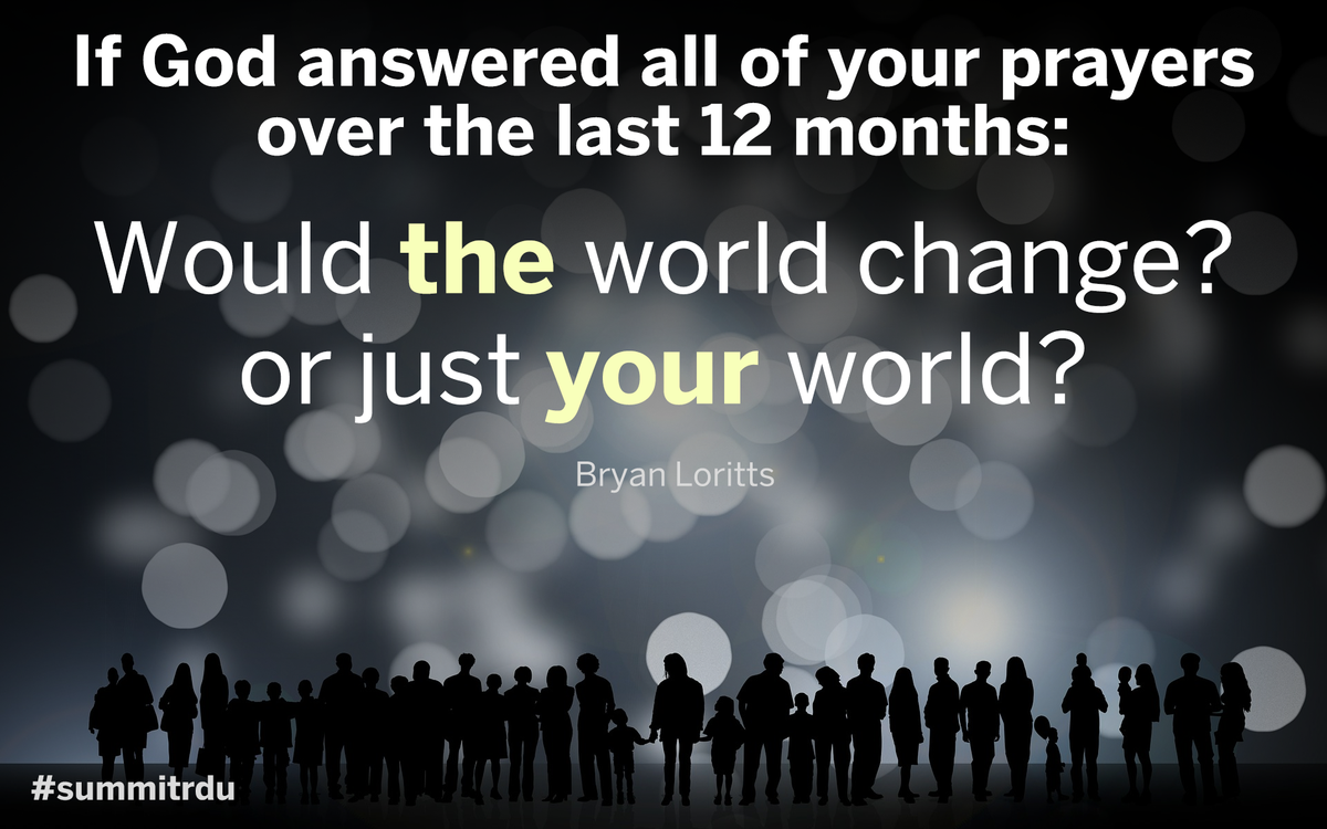 """Prayer Quote Summit Church  Acc On Twitter """"what If God Answered All Your"""