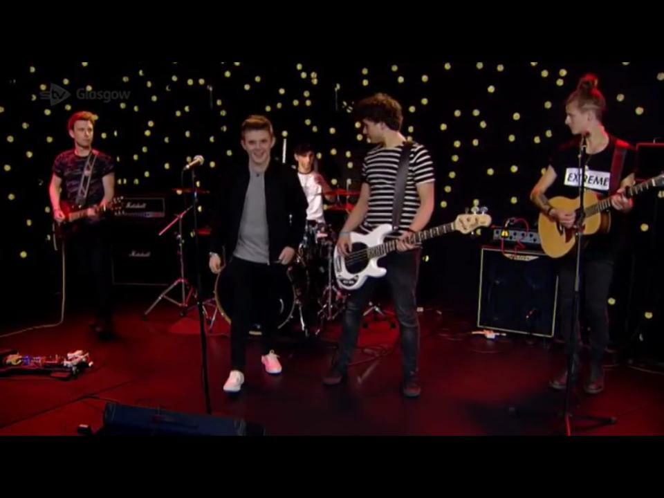 RT @geddis2011: So proud of Nicky and David and the rest of the band @nickymcdonald1 RT http://t.co/JPMeei6N18