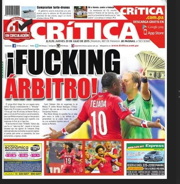Diario Crítica El Diario Crítica De Panamá También Se Manifiesta